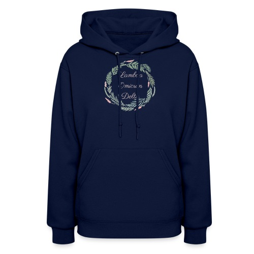 LOD Flower Wreath 1 - Women's Hoodie