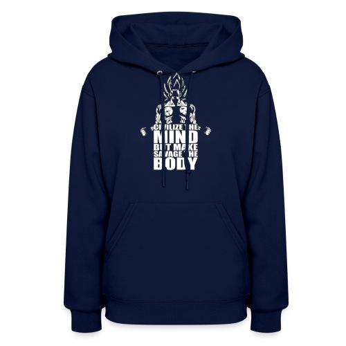 Dbz C Shirt - Women's Hoodie