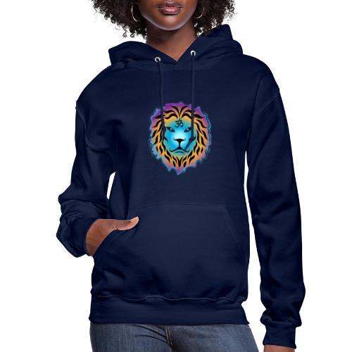 Zen Lion - Women's Hoodie