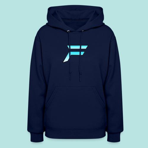 Fury Fade logo - Women's Hoodie