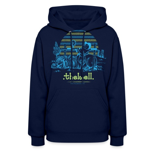 PonyWinThelwell Cartoon - Women's Hoodie