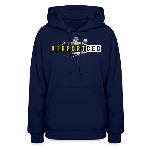The Airport CEO - Women's Hoodie