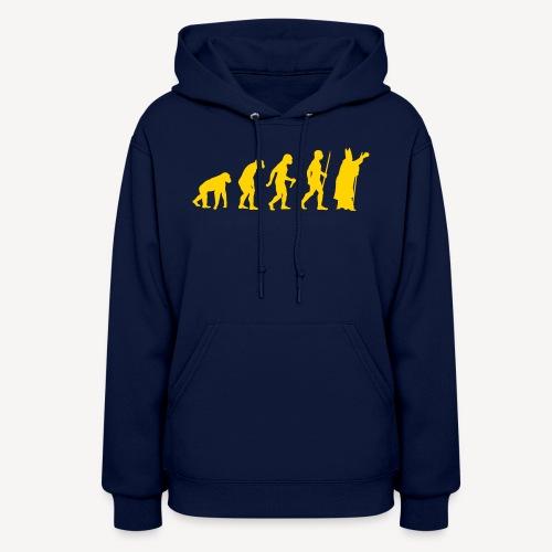 PAPAL EVOLUTION - Women's Hoodie