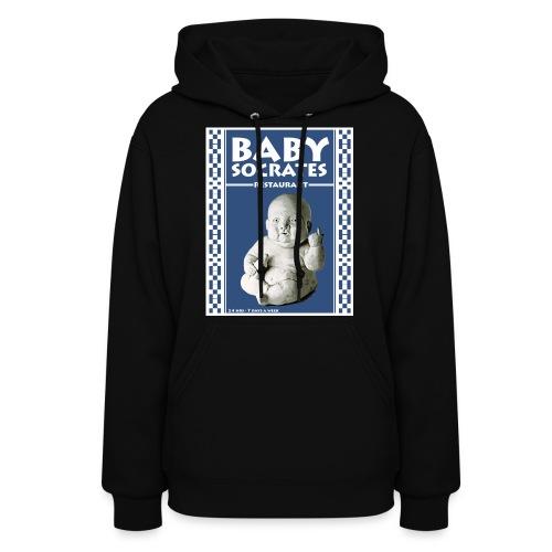 baby soc - Women's Hoodie