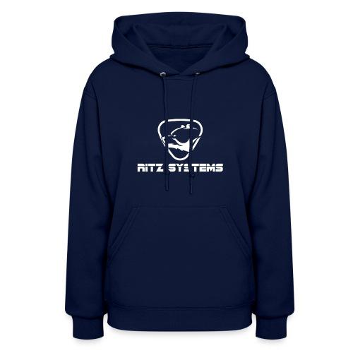 Ritz Systems Logo - Women's Hoodie