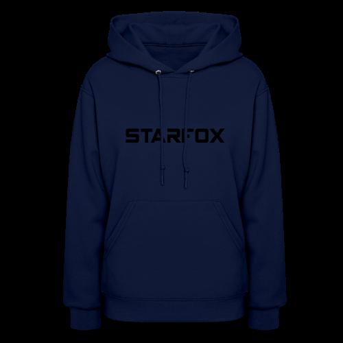 STARFOX Text - Women's Hoodie