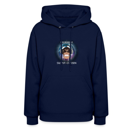 New we groove t-shirt design - Women's Hoodie
