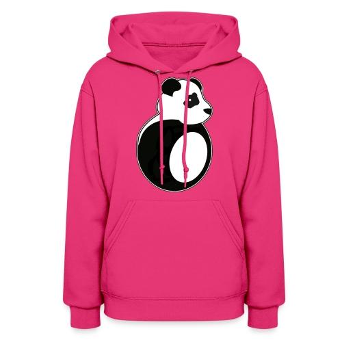 Tan Panda - Women's Hoodie