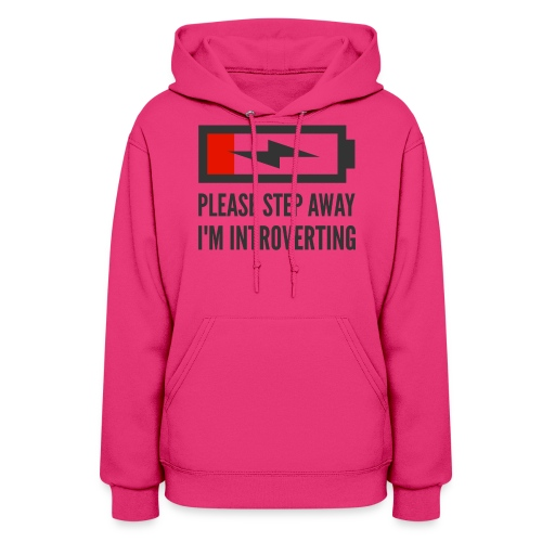 introverting - Women's Hoodie