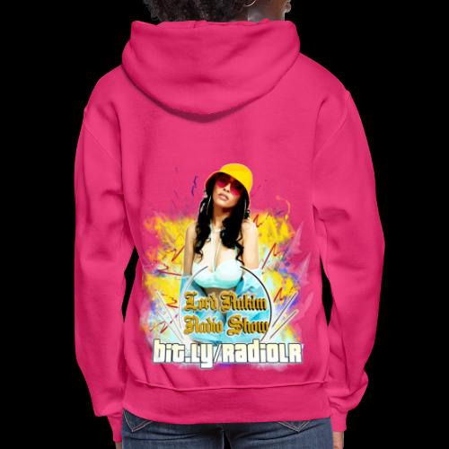 Lord Rakim Radio - Fly B-Girl - Women's Hoodie