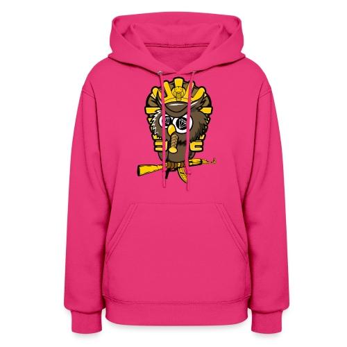 king otrg owl - Women's Hoodie