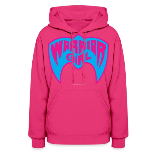 Warrior Girl - Women's Hoodie