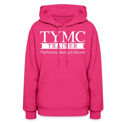 Trainer On pink - Women's Hoodie