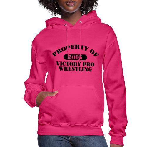 Property of Victory Pro Wrestling - Women's Hoodie