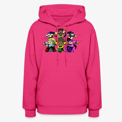 The Guardians of the Cloudgate, no logo - Women's Hoodie