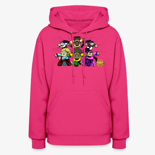 The Guardians of the Cloudgate w/ Logo - Women's Hoodie