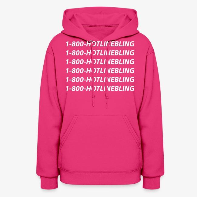 1 800 HOTLINE BLING