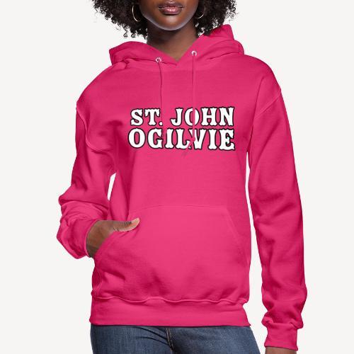 ST JOHN OGILVIE - Women's Hoodie