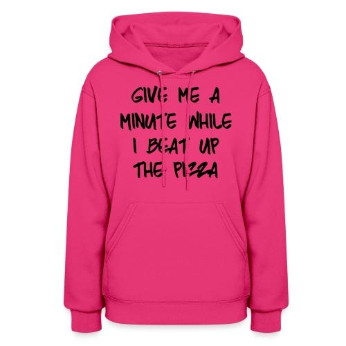 pizza - Women's Hoodie