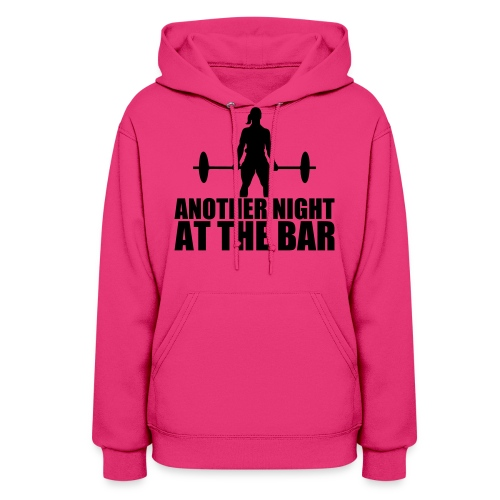 Another Night at the Bar - Women's Hoodie
