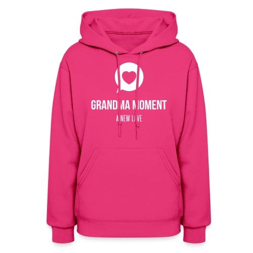 Grandma Moment - Women's Hoodie