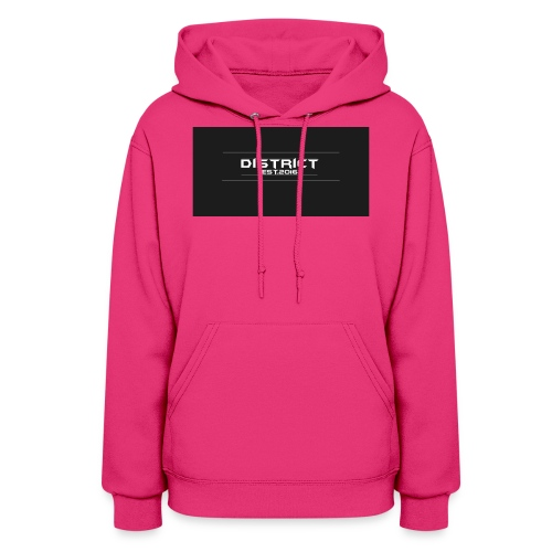 District apparel - Women's Hoodie