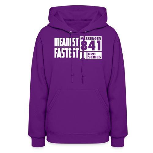 Messenger 841 Meanest and Fastest Crew Sweatshirt - Women's Hoodie
