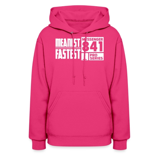 Messenger 841 Meanest and Fastest Crew Sweatshirt - Women's Hoodie