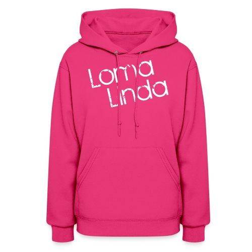 lomalinda white - Women's Hoodie