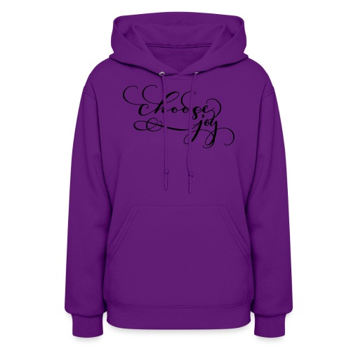 choose joy - Women's Hoodie