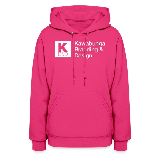 KBD Signature_blanc - Women's Hoodie