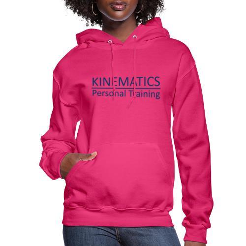 Kinematics Personal Training - Women's Hoodie