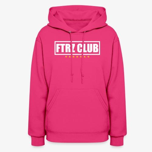 Ftrz Club Box Logo - Women's Hoodie