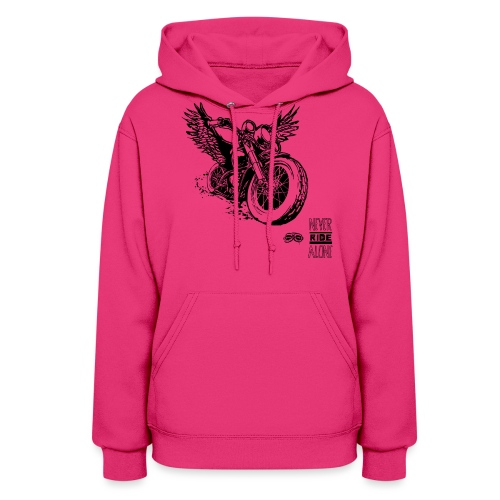 Flying Rat - Women's Hoodie