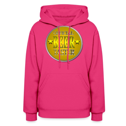 Official Beer Taster - Women's Hoodie