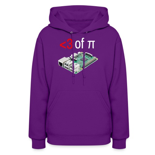 Life of Raspberry Pi - Women's Hoodie
