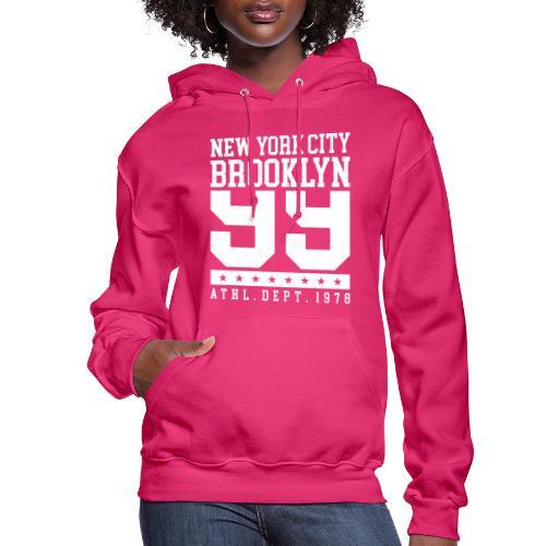 new york city brooklyn - Women's Hoodie