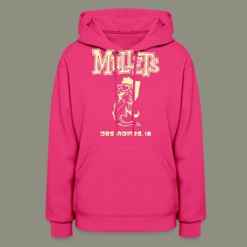 Mullets Color Series - Women's Hoodie