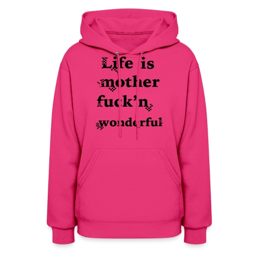 wonderful life - Women's Hoodie