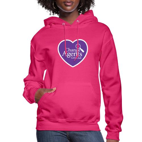 Change Agents Girls Club - Women's Hoodie