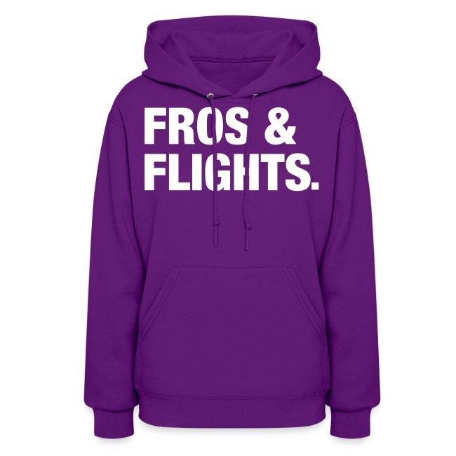 fros flights white