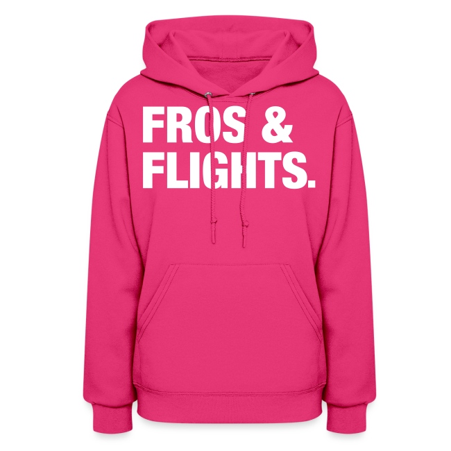 fros flights white