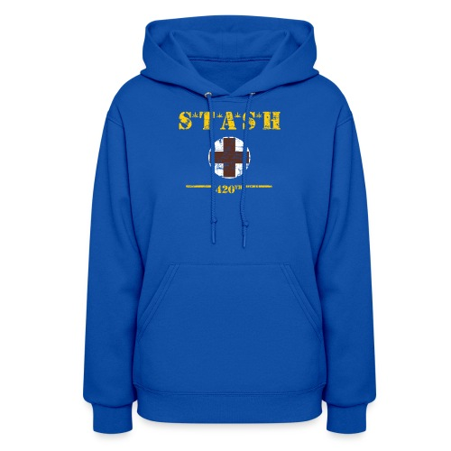STASH-Final - Women's Hoodie