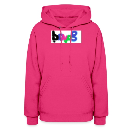 brush the haters off - Women's Hoodie