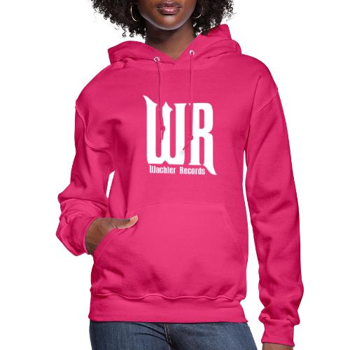 Wachler Records Light Logo - Women's Hoodie