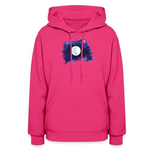 moon shirt - Women's Hoodie