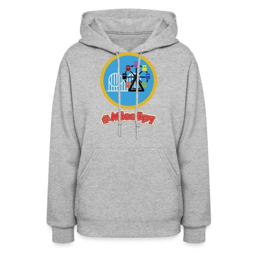 Paradise Pier Explorer Badge - Women's Hoodie