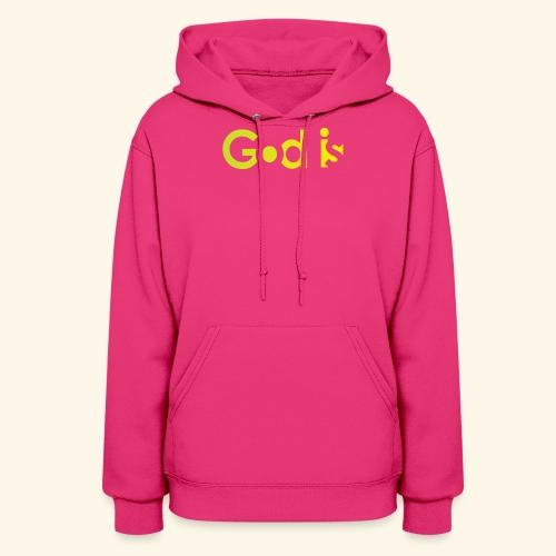 GOD IS #7 - Women's Hoodie