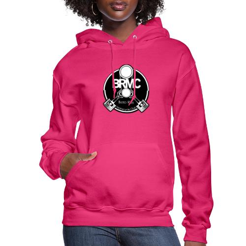 Busted R'ses MC Logo - Women's Hoodie