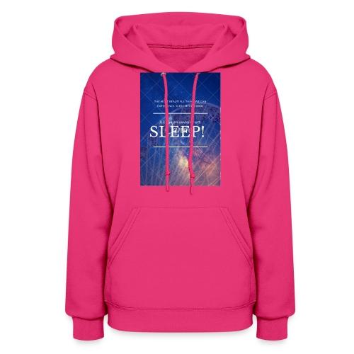 Sleep Galaxy by @lovesaccessories - Women's Hoodie